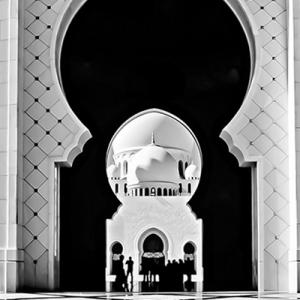 Sheikh Zayed Grand Mosque beauty # 3