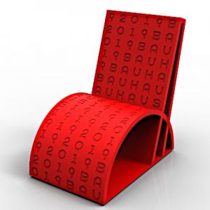 Bauhaus Circle Chair